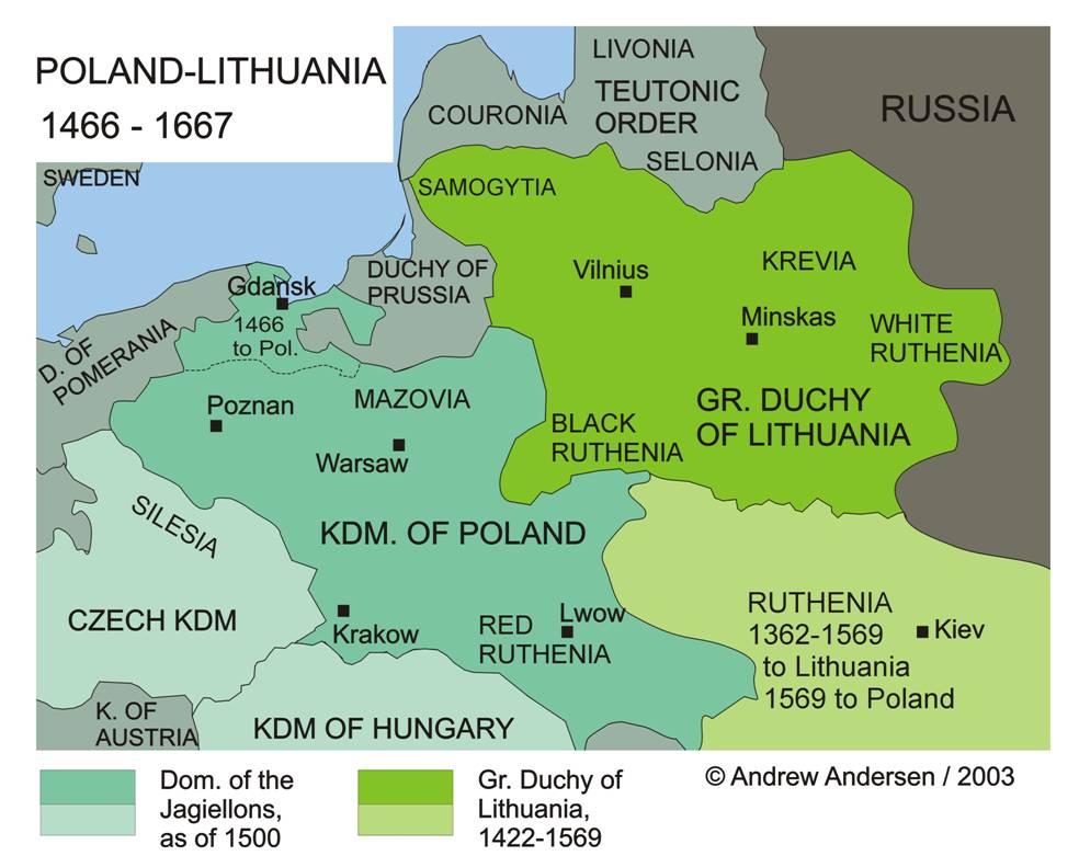 The Empire of Poland