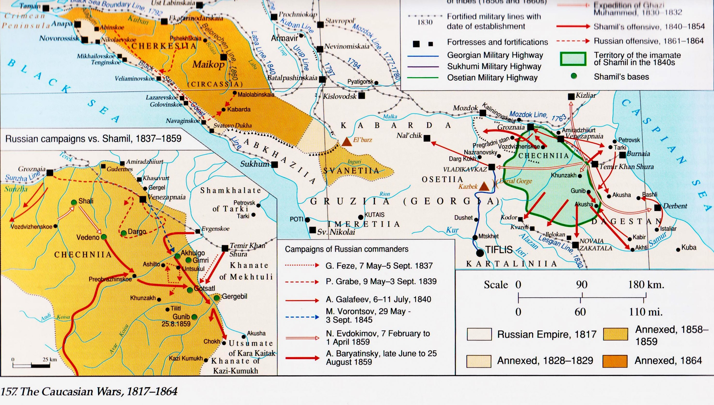 the history of the conflicts and wars of the south caucasus Myths and conflict in the south caucasus one of the main features of this conflict was the extent to which the war was - and continues to be and history textbooks in schools and how a nation's core narratives are communicated to children at an early age.