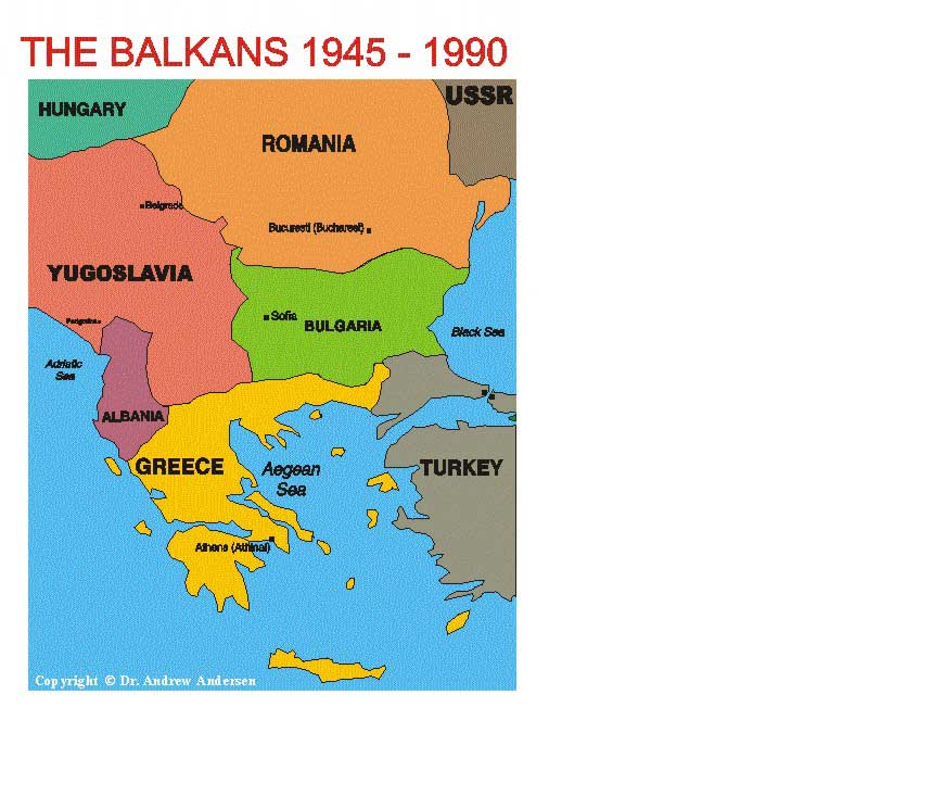 a history of the conflict in the balkans The history of the armenian genocide ethnic conflict from the balkans to anatolia to the caucasus  an inestimable contribution to our knowledge of history .