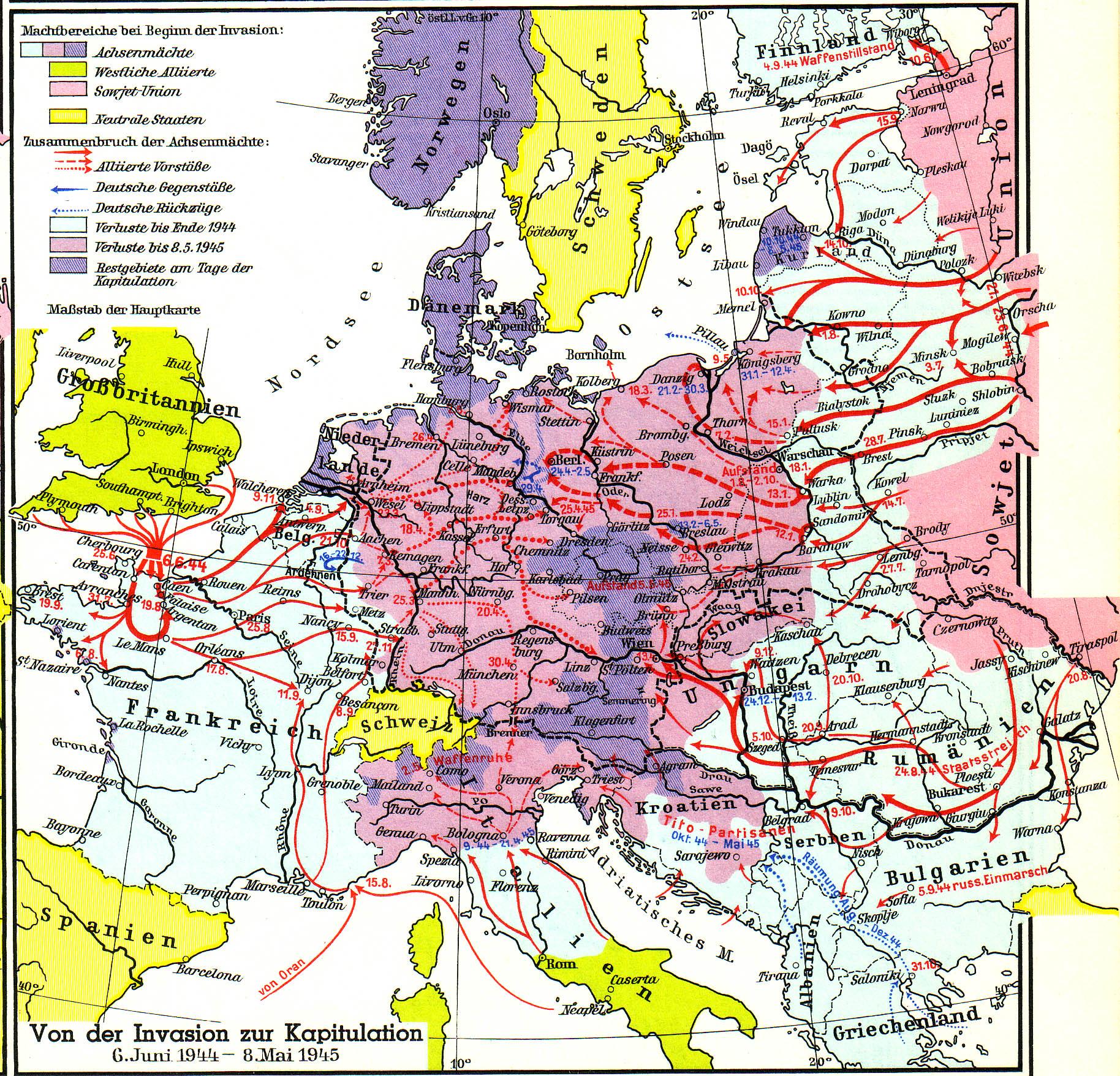 World War II in the Baltic